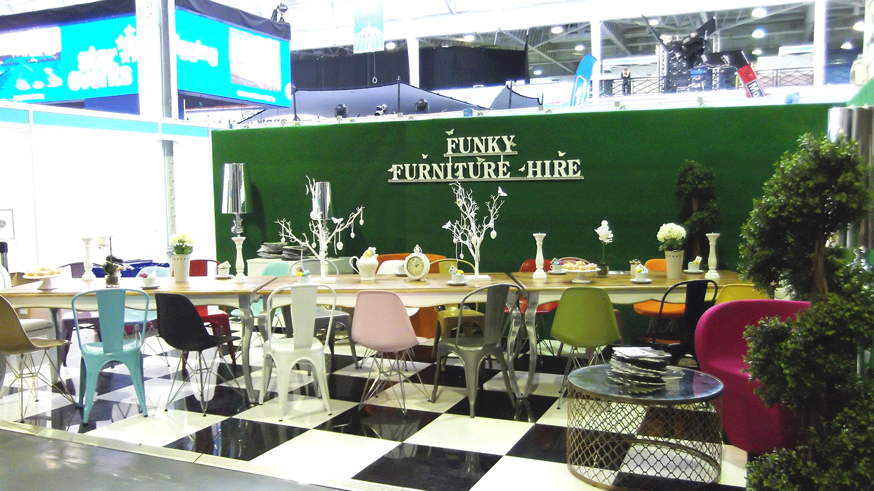Exhibition Stand Furniture Hire : City furniture hire